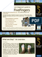 Beginners Guide to Five Fingers (1)