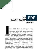 13-Akhlak Dalam Pandangan Islam