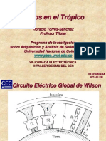 nivel isoceraunico colombia