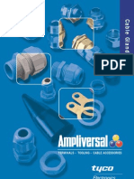 Ampliversal Cable Glands Brochure-Tyco Electronics