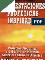 AMONESTACIONES PROFETICAS INSPIRADAS - DUANE S. CROWTHER