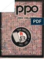 2002 Zippo Collection (US)