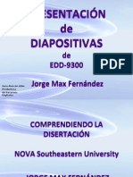 Presentación Diapositivas MAX FDEZ OCTUBRE