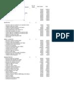 Inventario 2010 precio