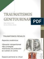 traumatismos renales