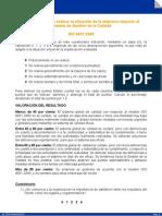 Cuestionario para evaluar la situación de la empresa respecto al Sistema de Gestión de la Calidad ISO 9001:2000