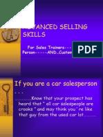Advanced Selling Skills(2)