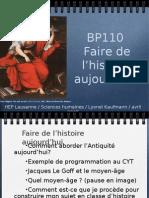 BP110 - Dias 5e séance