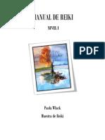 Manual de Reiki Nivel1