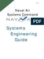 NAVAIR Systems Engineering Handbook