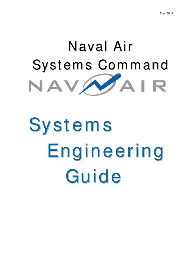 Navair Systems Engineering Handbook Request For Proposal