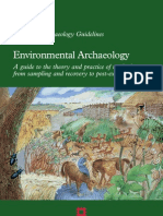 Environmental Archaeology (Centre for Archaeology Guidelines)