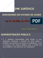 Lei 10460 Servidor Goias