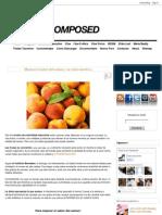 Mejorar El Sabor de La Sustancia y Su Valor Nutricional