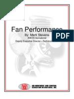 Fan Performance