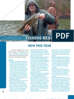 2011 New KY Fishing Regulations
