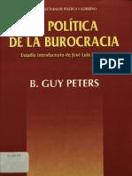 Peters La Politica de La cia