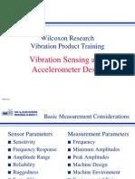 Accelerometer Design