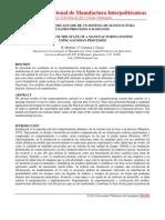 Predicciones Del Estado de Un Sistema de Manufactura Usando Procesos Gaussianos