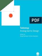 Costikyan Greg and Drew Davidson Et Al. - Tabletop Analog Game Design