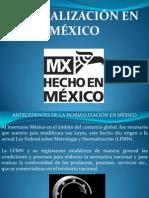 NORMALIZACIÓN EN MÉXICO