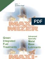 MAXI MIZER Solutions Presentation