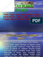 Power Point Htan Hujan Tropis