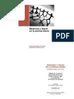 Medicina y Salud en La Prensa Diaria-Quiral10