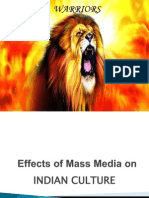 Ppt on Mass Media