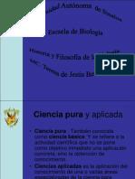 Ciencia Pura y Aplicada