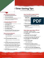 50Time-SavingTipsReferenceGuide