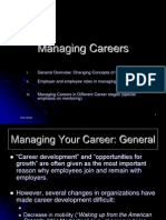 Managing Careers Session 22