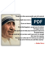 PhpBUGyTsQuotes From Mother Teresa