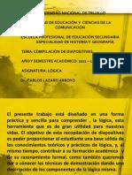 PROCEDIMIENTOS DE COGNICIÓN LÓGICA ORIGINAL