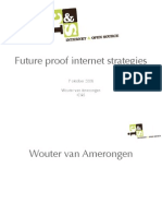 Future Proof Internet Strategies
