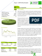 TATA Steel Ltd - Q1FY12 Result Update