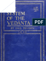 Paul Deussen - The System of the Vedanta