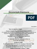 Documentacao empresarial