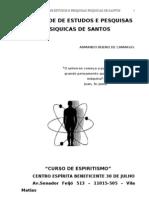 CURSO DE ESPÍRITISMO - 1