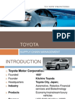 20851275 Toyota Supply Chain