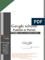 Google Scholar i Zakładka Publish and Perish w wyliczaniu wskaźników cytowań