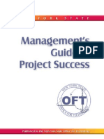 New York State - Management Guide of Project Success-R1