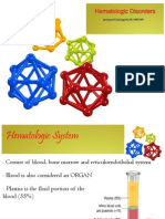 Hematologic Studies