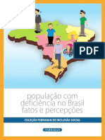 Livro Popula%E7ao Deficiencia Brasil