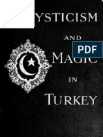 Mysticism and Magic in Turkey