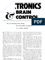 Lawrence, George L. - Electronics and Brain Control