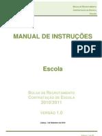 Contratacao Escola 2011 2012 Manual Escola