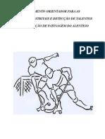 Documento Orientador das Selecções de Hoquei em Patins