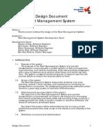 Fleet Management System-Sample
