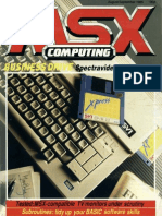 MSX Computing - Aug-Sep 1985